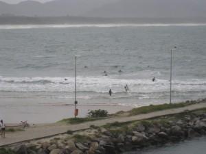 Surf i Florionapolis Brazil