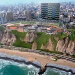 Larco Mar, Lima Peru