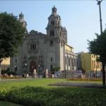 Miraflore,s Lima, Parque Kennedy