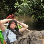 Victor Beis i Amazon junglen