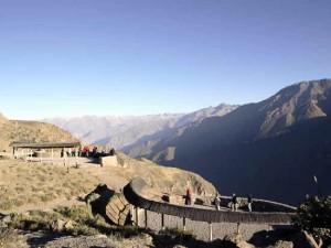 Colca Canyon i Arequipa, Peru