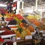 Frugter fra Peru