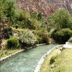 Hot springs i Mendoza
